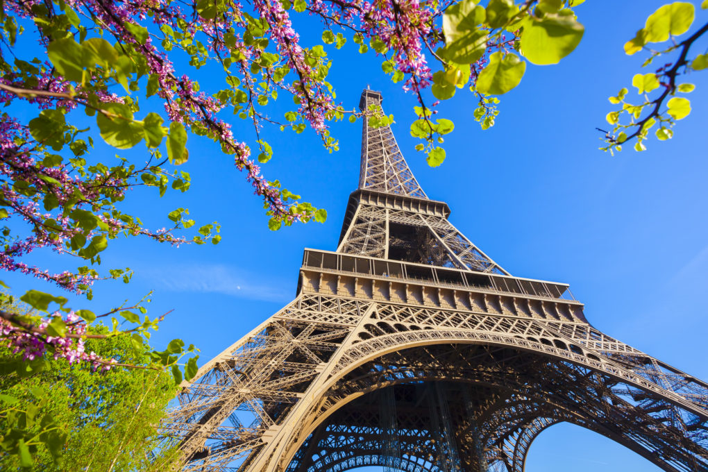 Painting Holidays Paris France