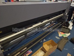 Mesin digital printing Xuli X1000-3200