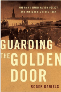 The Golden Door [book]