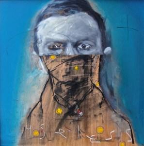 Tulsa Artist Fellow, Monty Little, Gallery Talk @ Living Arts Tulsa