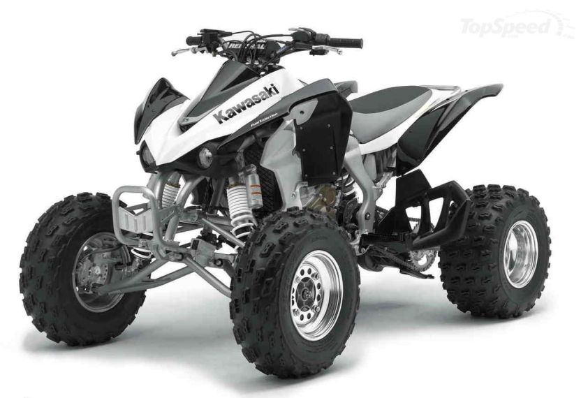 Kawasaki KFX450R 2008