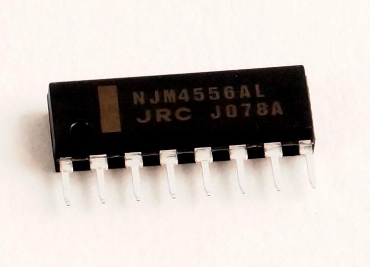 NJM4556AL - amplificateur opérationnel double - JRC