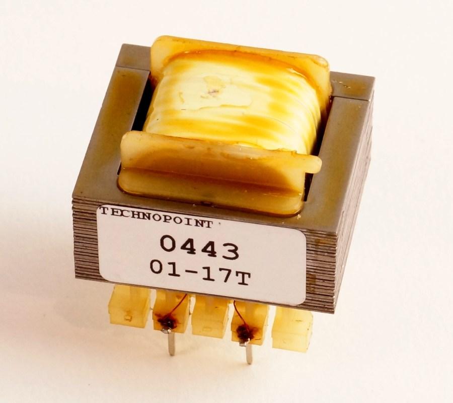Transformateur 230V - 1X14V - 0,7VA - TECHNOPOINT
