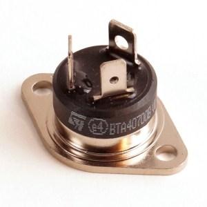 BTA40-700B Triac STMicroelectronics pour gradateurs