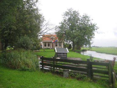 Pastorie in Zunderdorp.(Foto: Hilda van Meerveld-Pronk)