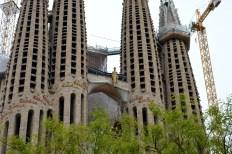 Jezus' Hemelvaart - Sagrada Familia (2017) foto: R.J. van Amstel