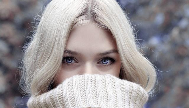 Een gezonde huid in de winter met peeling