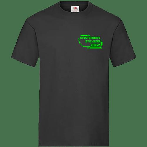T-SHIRT HOMME CONNEXION (Black)