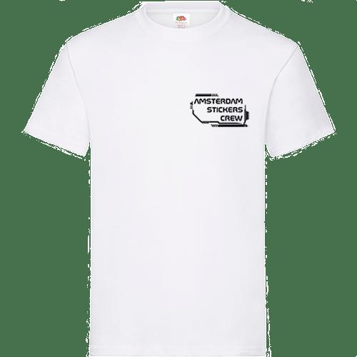 T-SHIRT HOMME CONNEXION (White)