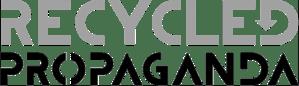 RECYCLED PROPAGANDA STICKERS