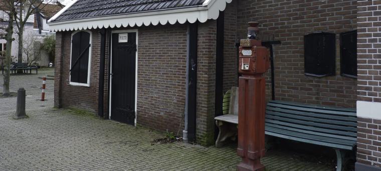 Politiepost Oud Sloten