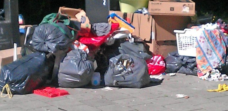 vuilnisoverlast