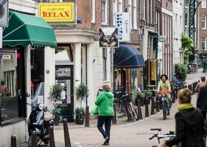 Coffeeshop alleen voor Amsterdammers