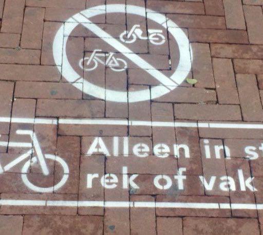 fietsparkeren