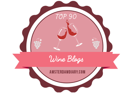 Banners for Top 90 Wine Blogs 2018