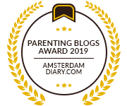 Banners voor  Parenting Blogs Award 2019