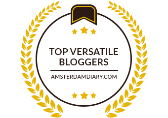 Banners for Top Versatile Bloggers