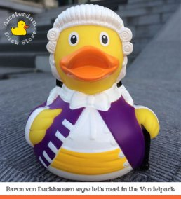 Baron Rubber Duck