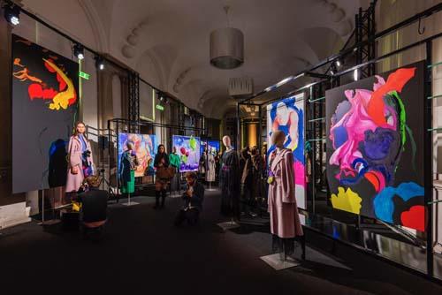San Andrès ,Fabiola Quezada, Milan 2019, Fashion Week, Fashion, Art
