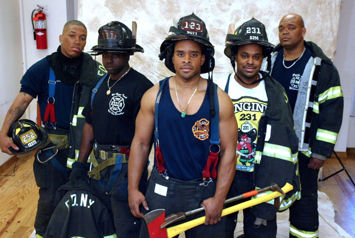 Black Firefighters/FDNY, Current members of the Vulcan Society (161072)