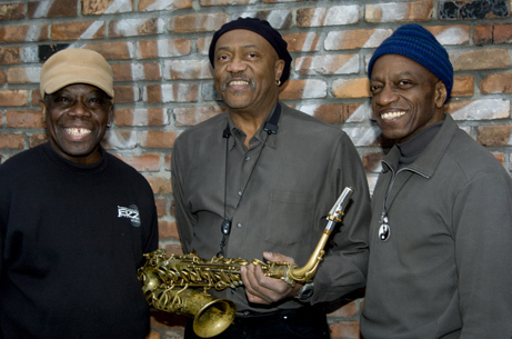 Andrew Cyrille, Oliver Lake and Reggie Workman (222767)