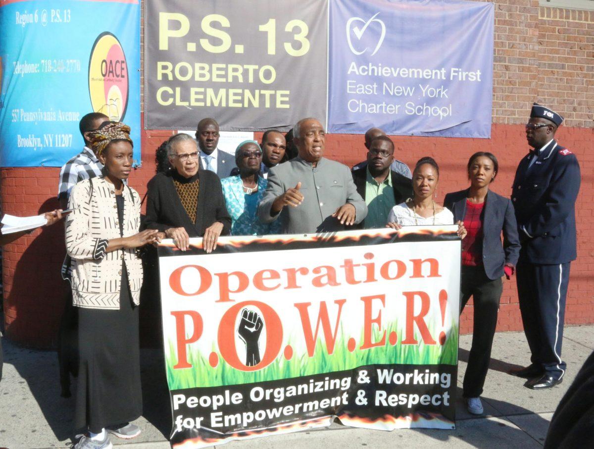 Operation P.O.W.E.R. (249200)