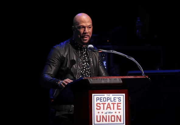 Common at the People's State of the Union at The Town Hall (255830)