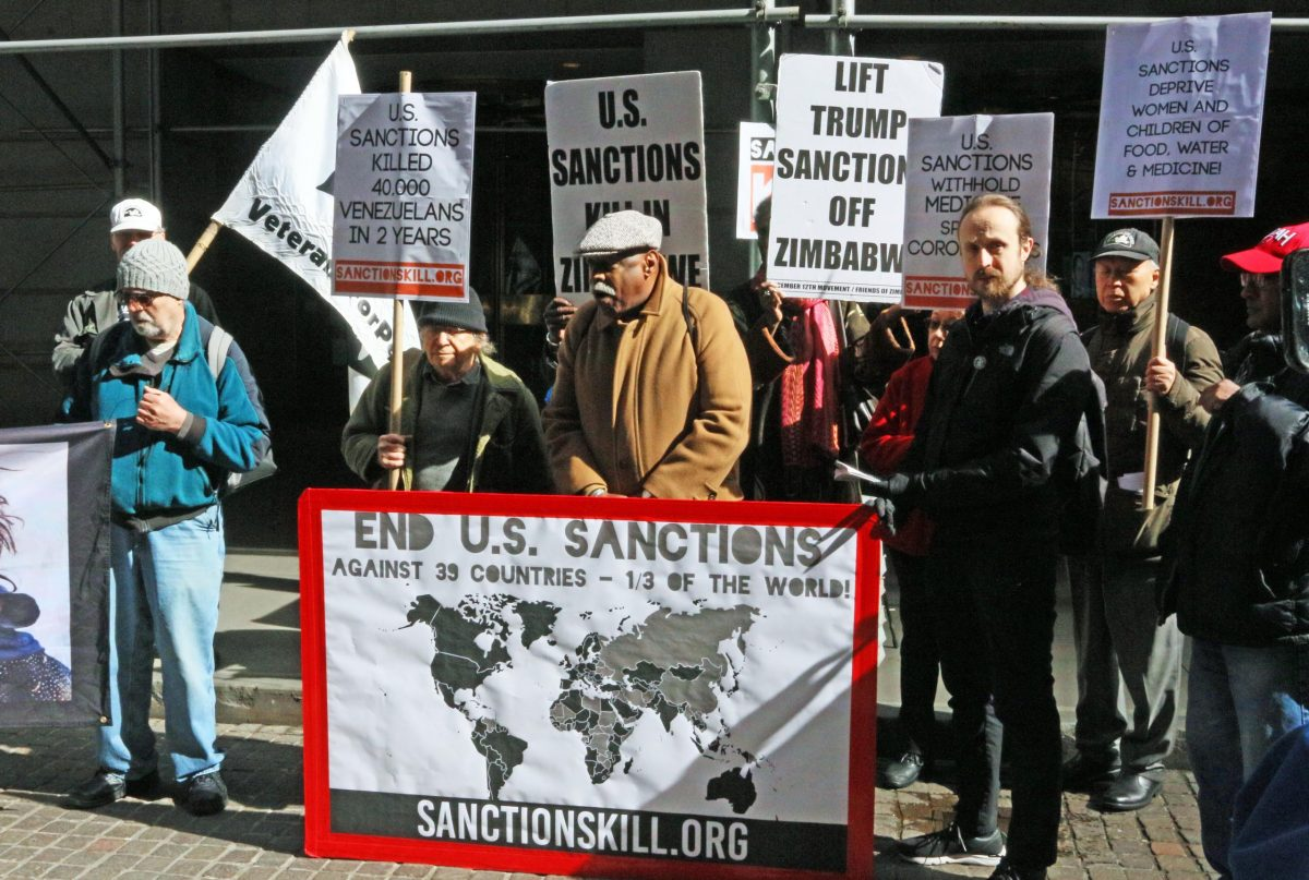 International Days of Action against Sanctions and Economic War (291095)