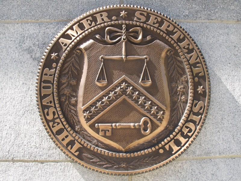 U.S. Treasury Seal (292977)
