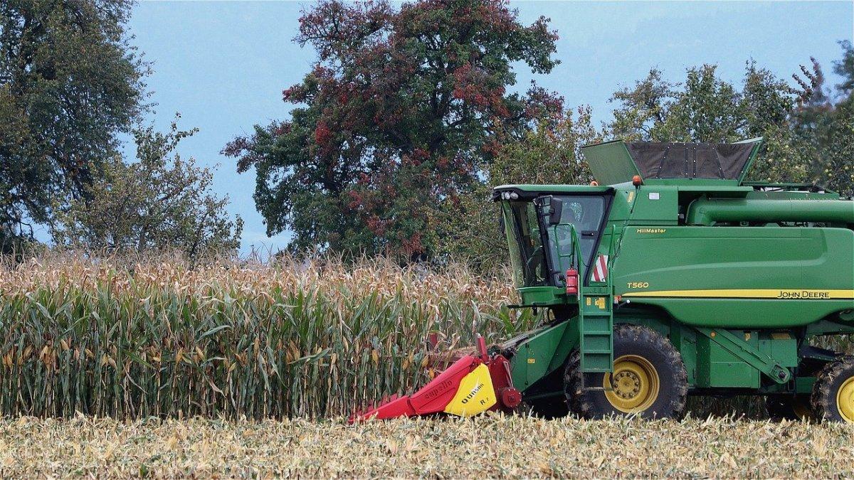 Farming/John Deere (297435)