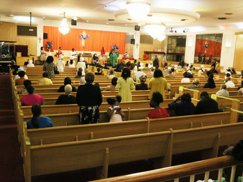 First Baptist Church of Crown Heights Homecoming Service (308904)