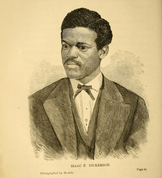 Isaac Dickerson (308669)