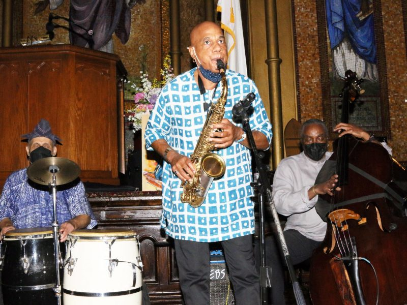 Randy Weston celebration at Brown Memorial Baptist Church in Brooklyn (308647)