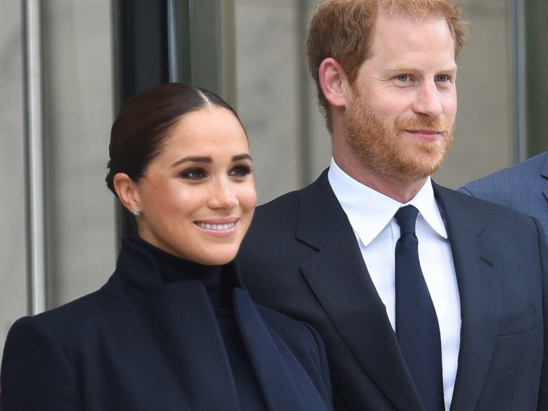 Prince Harry and Meghan, The Duke and Duchess of Sussex (308786)