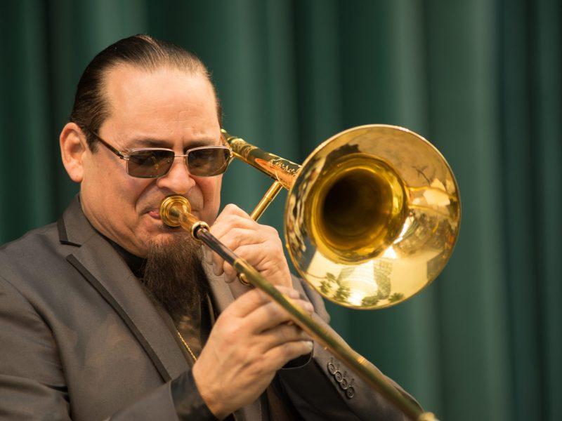 Trombonist Steve Turre (308247)