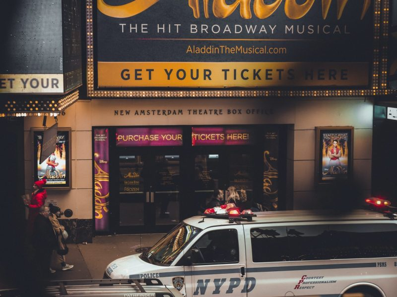 """Aladdin"" Broadway musical (308994)"