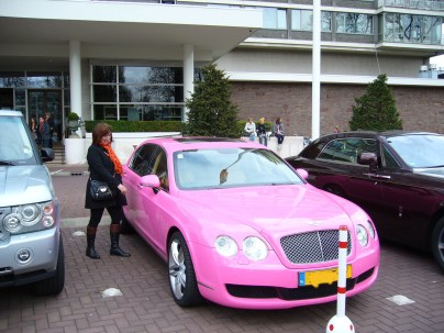 Queensday, Hilton Hotel, April