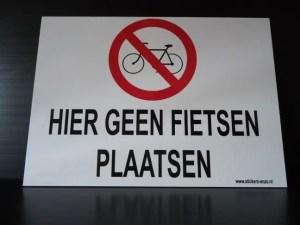 fietsburgemeester amsterdam new policiy