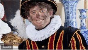 Changing Zwarte Piet an example of a soot or roetpiet