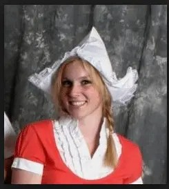 The Dutch cap traditional Dutch headwear