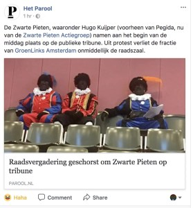 Zwarte Piet Action Group
