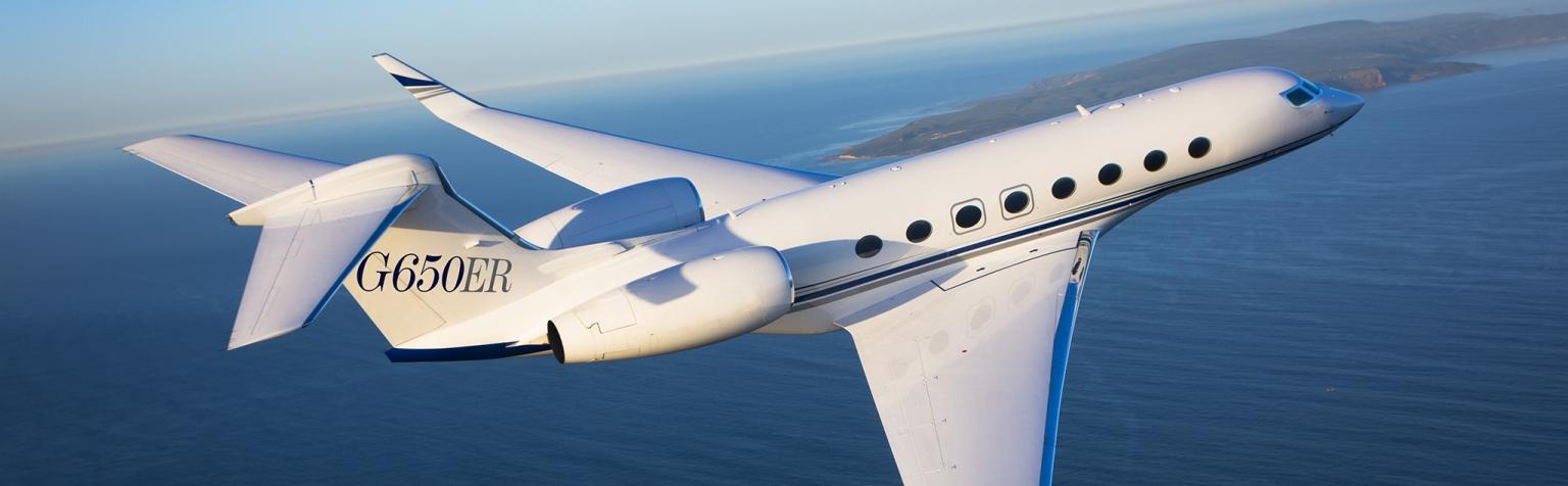 Gulfstream's  G650 ER