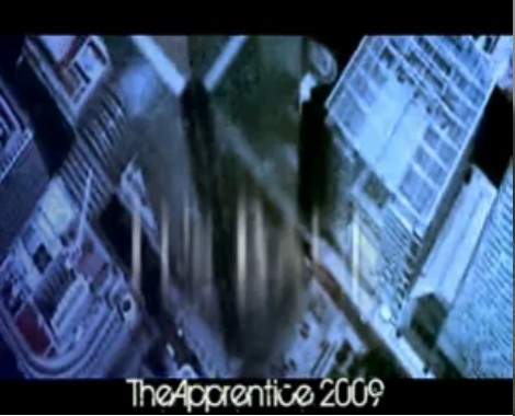 Intro the apprentice 2009 [Angleterre]