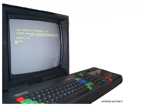 Amstrad CPC, CPC+ et GX4000