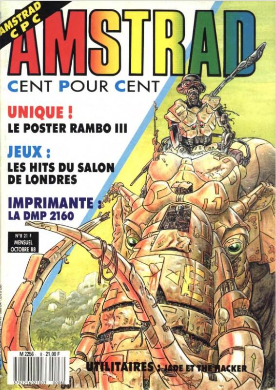 Amstrad Cent Pour Cent n°08