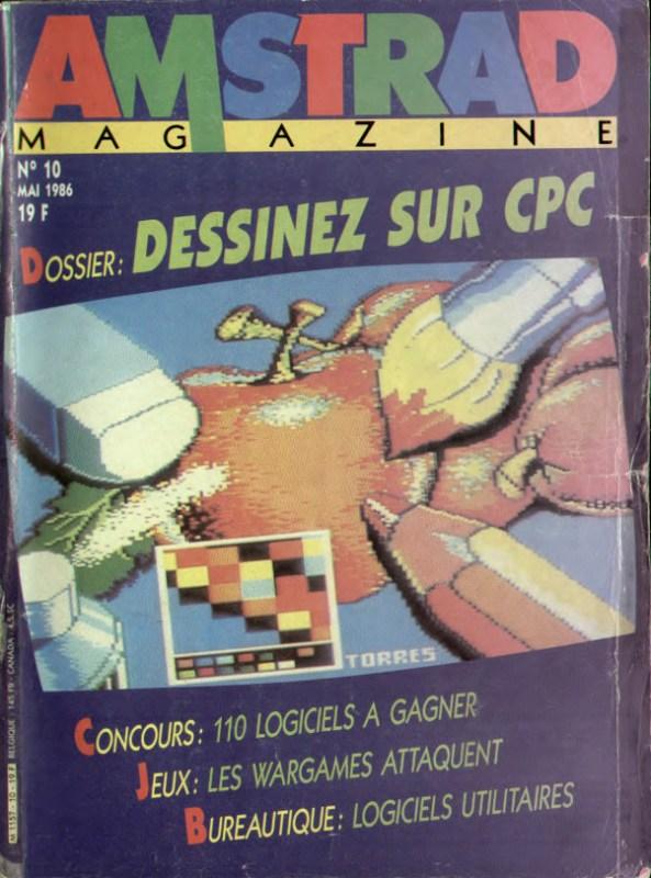 Amstrad Magazine n°10