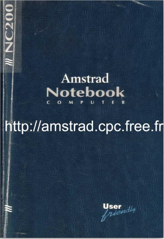 NC200 Notebook Computer manuel