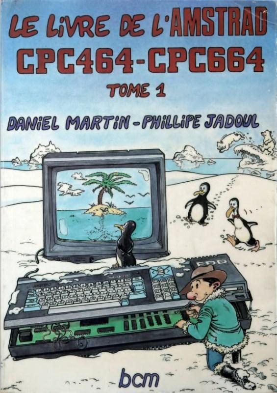 Le livre de l'Amstrad Tome 1 : Système de base