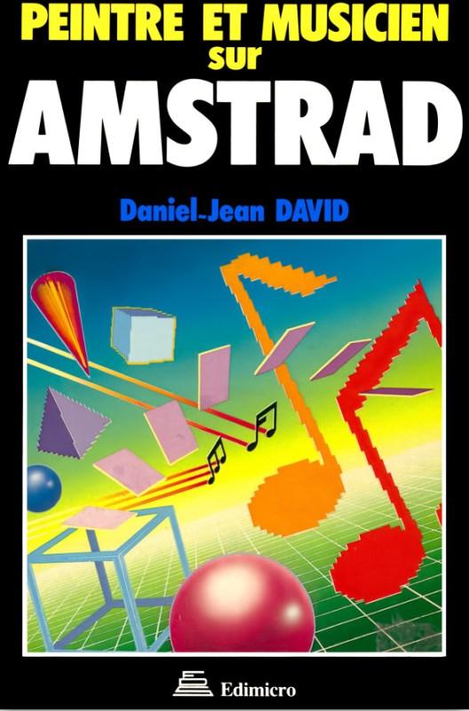 Peintre et musicien sur Amstrad (acme)