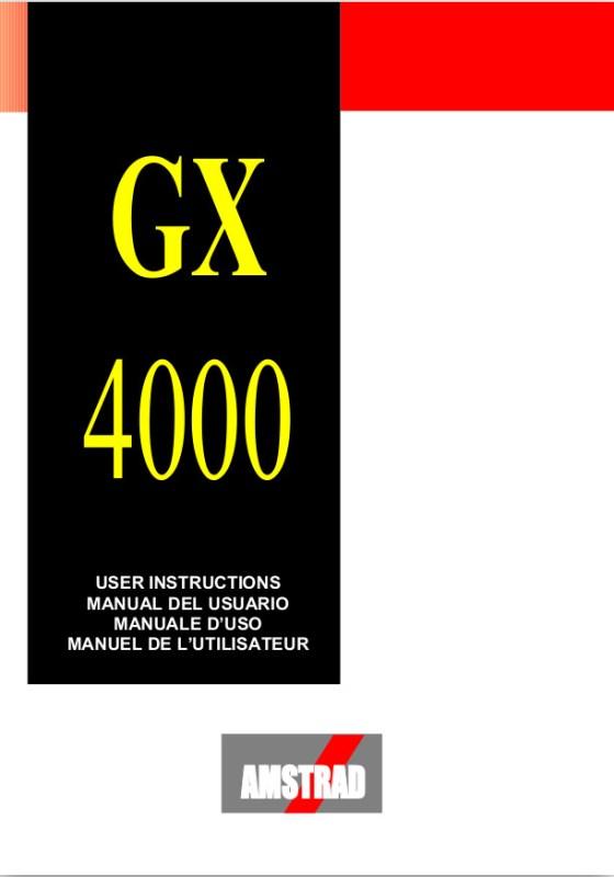 GX 4000